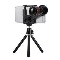 Universele telelens 12x Optische zoom iPhone lens + statief