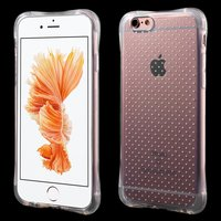 Extra stevig TPU hoesje iPhone 6 6s beschermhoesje Doorzichtige cover