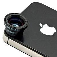 2 in 1 Universele Groothoek Wide-Angle 0.67x en Macro Lens Smartphone - Fotografie