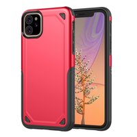 ProArmor protection hoesje bescherming iPhone 11 case - Rood