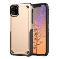 ProArmor protection hoesje bescherming iPhone 11 case - Goud