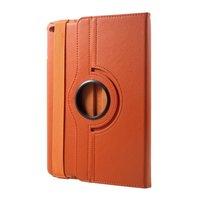 Bescherming 360 draai kunstleer hoes flip - iPad 2017 2018 - Oranje