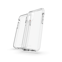 Gear4 Crystal Palace Case Shockproof Hoesje iPhone 11 Pro - Transparant