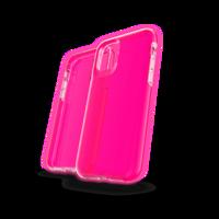 Gear4 Crystal Palace Neon Case Shockproof Hoesje iPhone 11 - Roze