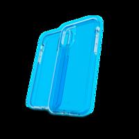 Gear4 Crystal Palace Neon Case Shockproof Hoesje iPhone 11 Pro - Blauw