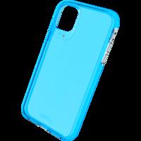 Gear4 Crystal Palace Neon Case Shockproof Hoesje iPhone 11 - Blauw