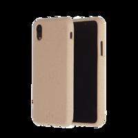 Pela Eco Milieuvriendelijk Case Biologisch Afbreekbaar Beschermend Hoesje iPhone 11 - Zand