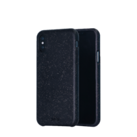 Pela Eco Milieuvriendelijk Case Biologisch Afbreekbaar Beschermend Hoesje iPhone 11 Pro - Zwart