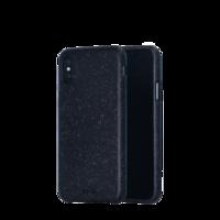 Pela Eco Milieuvriendelijk Case Biologisch Afbreekbaar Beschermend Hoesje iPhone 11 Pro Max - Zwart