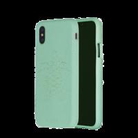 Pela Eco Milieuvriendelijk Case Biologisch Afbreekbaar Beschermend Hoesje iPhone 11 Pro - Schildpad Turquoise