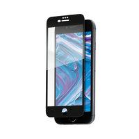 THOR FS Glass Screenprotector met Applicator voor de iPhone 6 Plus 6s Plus 7 Plus 8 Plus - Zwart
