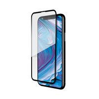 THOR FS Glass Screenprotector met Applicator voor de iPhone XR en 11 - Zwart