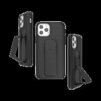 CLCKR gripcase standaard valbestendig hoesje iPhone 11 Pro - Zwart