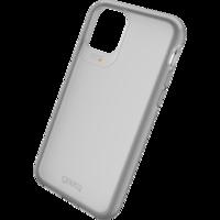 Gear4 Hampton hoesje transparant beschermcase iPhone 11 Pro - Lichtgrijs