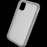 Gear4 Hampton hoesje transparant beschermcase iPhone 11 - Lichtgrijs
