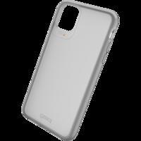 Gear4 Hampton hoesje transparant beschermcase iPhone 11 Pro Max - Lichtgrijs