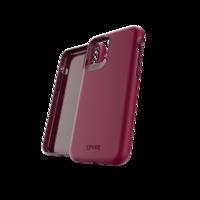 Gear4 Holborn hoes bescherming schokabsorberend case iPhone 11 Pro - Bordeauxrood
