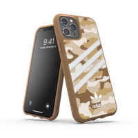 adidas Moulded Case camouflage iPhone 11 Pro - Bruin