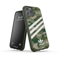 adidas Moulded Case camouflage iPhone 11 Pro - Groen
