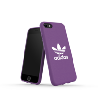 adidas Moulded case canvashoesje iPhone 6 6s 7 8 SE 2020 - Paars