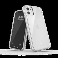 adidas beschermcase klein performancelogo iPhone 11 - Transparant