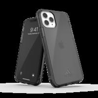 adidas beschermcase klein performancelogo iPhone 11 Pro - Zwart Transparant