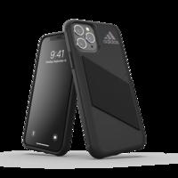 adidas beschermcase streep hoesje performancelogo iPhone 11 Pro - Zwart