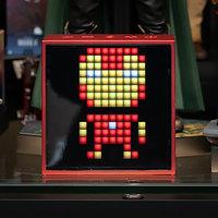 divoom Timebox-Evo Pixelart Speaker - Rood Wekker