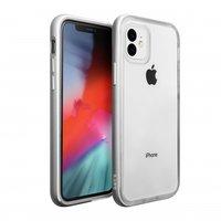 Laut Exoframe case bumper shockproof cover iPhone 11 - Zilver