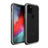 Laut Exoframe case bumper shockproof cover iPhone 11 Pro Max - Metallic