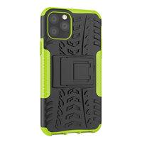 Shockproof bescherming hoesje iPhone 11 Pro case - Groen