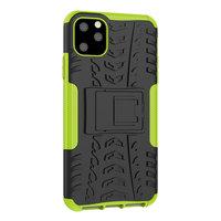 Shockproof bescherming hoesje iPhone 11 Pro Max case - Groen