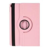 Litchi Textuur Lederen iPad 10.2 inch case met cover - Roze Bescherming Standaard