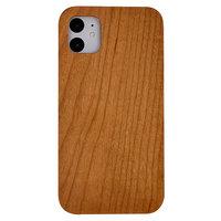 Kersenhout iPhone 11 hoesje - Echt hout Natuur