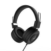 Remax RM-805 Over-ear Koptelefoon - Zwart