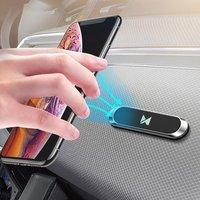 Wozinsky Magnetiche Telefoonhouder Auto Dashboard - Zwart