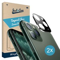 Just in Case Film Protector iPhone 11 Pro Max Camera Lens - 2 stuks Bescherming