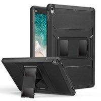 Just in Case Heavy Duty Extreme Bescherming Screenprotector iPad Pro 10.5 inch 2017 Hoes Case - Zwart