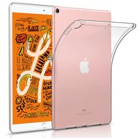Just in Case TPU iPad Mini 5 2019 Hoes - Transparant Bescherming