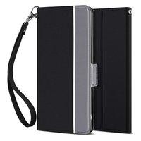 Just in Case wallet hoesje iPhone 11 TPU Case - zwart