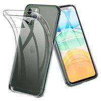 Just in Case Flexibel beschermend hoesje iPhone 11 Pro TPU clear case - Doorzichtig