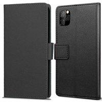 Just in Case hoesje portemonnee iPhone 11 Pro Wallet Case - zwart