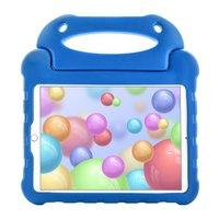 Just in Case Kids Case Ultra EVA iPad Air 3 10.5 2019 inch Hoes - Blauw Kindvriendelijk