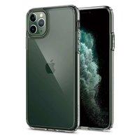 Spigen Ultra Hybride TPU Polycarbonaat iPhone 11 Pro Case - Transparant