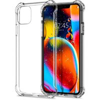Spigen Rugged Crystal iPhone 11 Pro Case - Transparant Bescherming