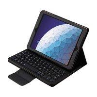 Just in Case Apple iPad Air 3 10.5 inch 2019 Bluetooth Keyboard Case - Zwart