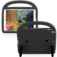 Just in Case EVA iPad 10.2 inch Hoes Case - Zwart Schokabsorberend Kindvriendelijk