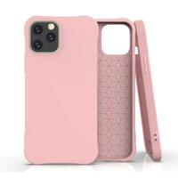 Soft case TPU hoesje voor iPhone 12 Pro Max - roze