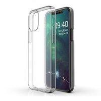 TPU hoesje voor iPhone 12 mini - transparant