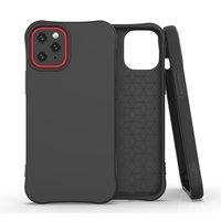 Soft case TPU hoesje voor iPhone 12 mini - zwart